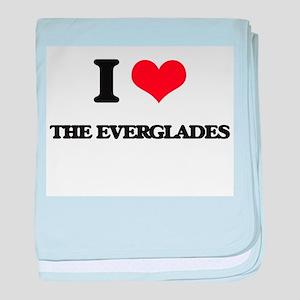 the everglades baby blanket