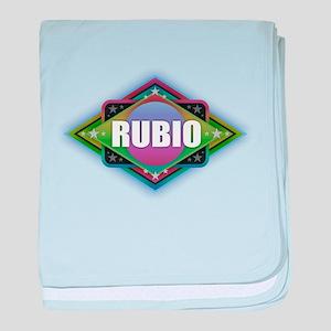 Marco Rubio 2020 baby blanket