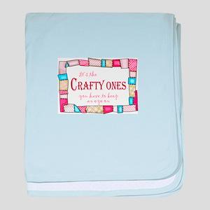 QUILTING HUMOR baby blanket