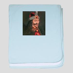 Vlad Dracula baby blanket