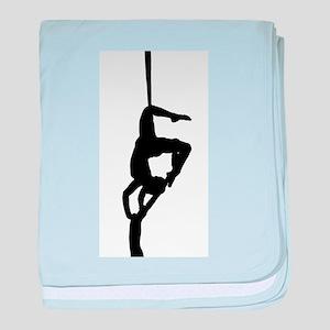 Flying baby blanket