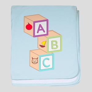 Baby Blocks baby blanket