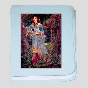 Ophelia / JRT baby blanket