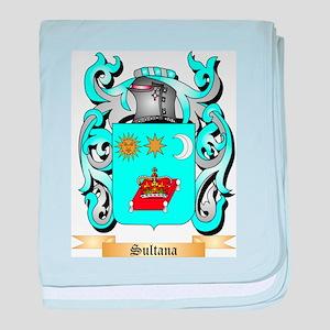 Sultana baby blanket