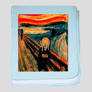 Scream 50th Infant Blanket
