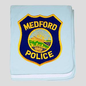 Medford Police Infant Blanket