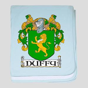 Duffy Coat of Arms baby blanket
