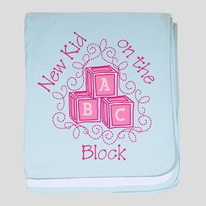 New Kid baby blanket