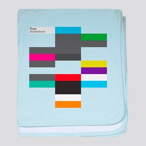 Solarstone 'Pure' Cover Art baby blanket