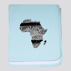 AFRICA baby blanket