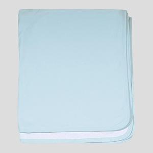 Personalized Dark One Dagger baby blanket