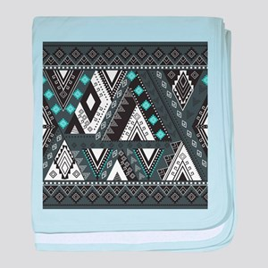 Native Pattern baby blanket