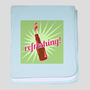 Refreshing Pop baby blanket