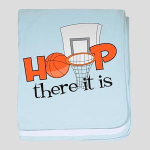 Hoop There It Is baby blanket