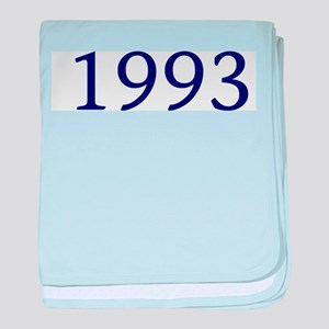 1993 baby blanket