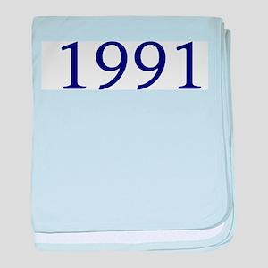 1991 baby blanket