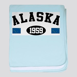 Alaska 1959 baby blanket