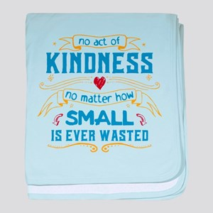 Act of Kindness baby blanket