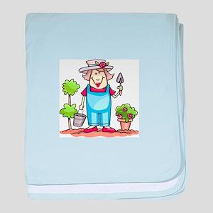 GARDENER baby blanket