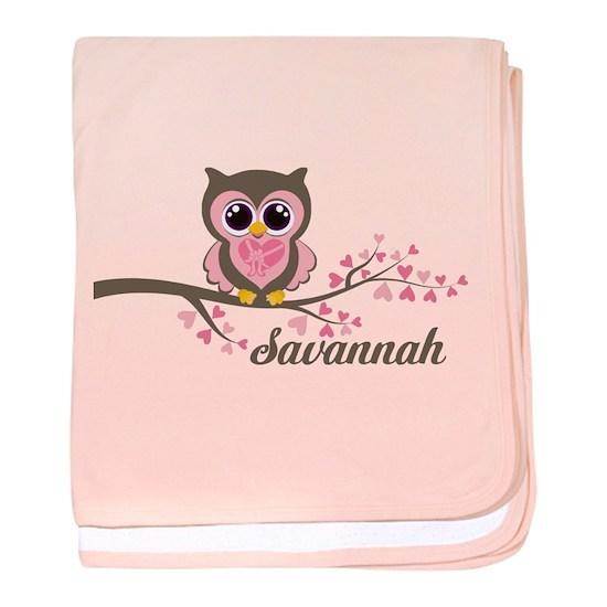 Custom Valentines Day owl