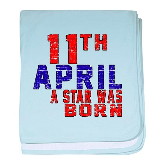 11 April A Star Was Born