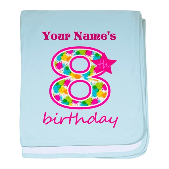 8th Birthday - Personalized!