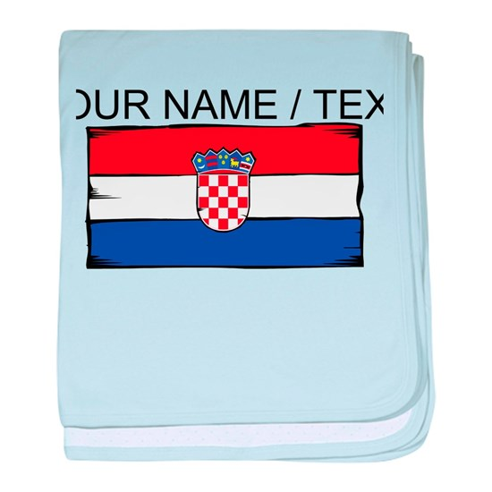 Custom Croatia Flag