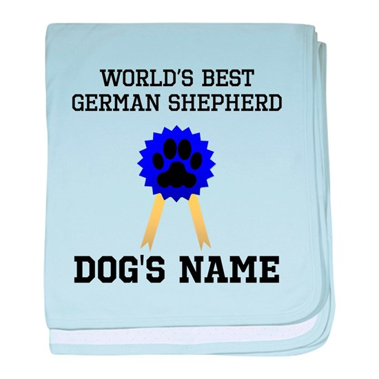 Worlds Best German Shepherd (Custom)