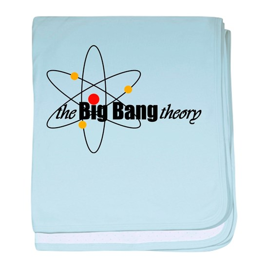 May The Fourth Be With You Big Bang Theory: The Big Bang Theory Baby Blanket By Kevin