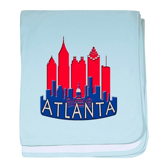 Atlanta Skyline Newwave Patriot