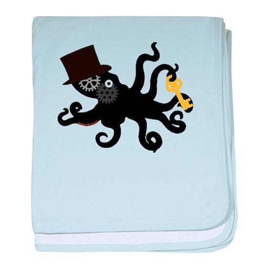 Steampunk Octopus