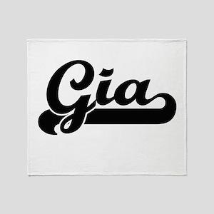 Gia Blankets Cafepress