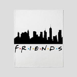 Friends Tv Show Blankets Cafepress