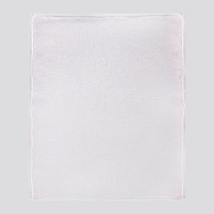 Scarecrow Quote Throw Blanket