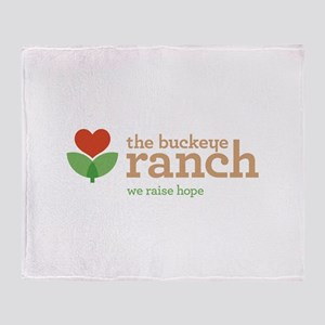 The Buckeye Ranch Throw Blanket