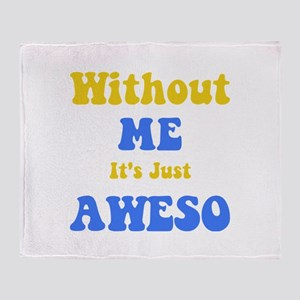 Aweso Throw Blanket