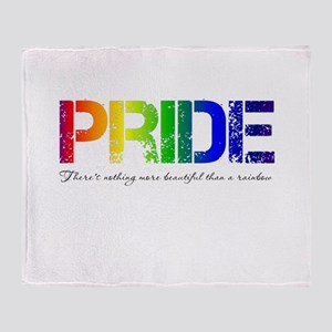 Pride Rainbow Stadium Blanket