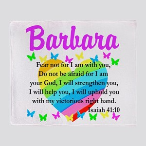 JOYOUS ISAIAH 41:10 Throw Blanket