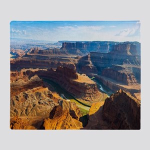 Beautiful Grand Canyon Throw Blanket