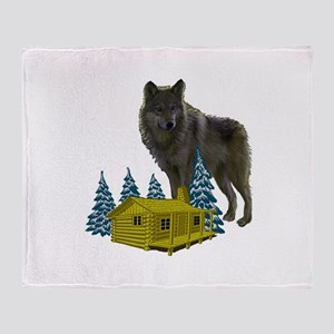 NATURE Throw Blanket