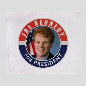 Joe Kennedy 2020 Throw Blanket