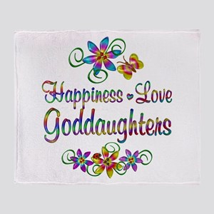 Goddaughters Love Throw Blanket