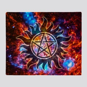 Supernatural Cosmos Throw Blanket