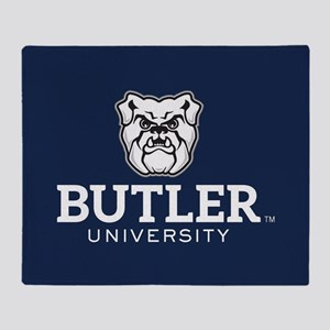 Butler University Bulldog Throw Blanket