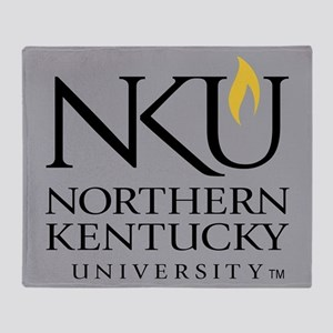 NKU Northern Kentucky University Throw Blanket