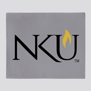 NKU Throw Blanket