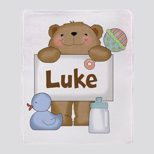 Luke's Throw Blanket