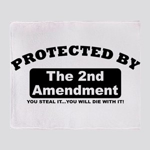 property of protected by 2nd amendment b Throw Bla