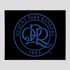 Personalized QPR Throw Blanket