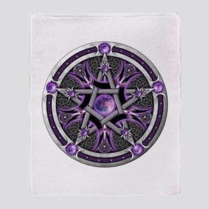 6d6ab77dd871 Wicca Blankets - CafePress